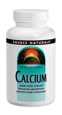 Buy Source Naturals, Calcium 200mg, 100 tablet at Herbal Bless Supplement Store