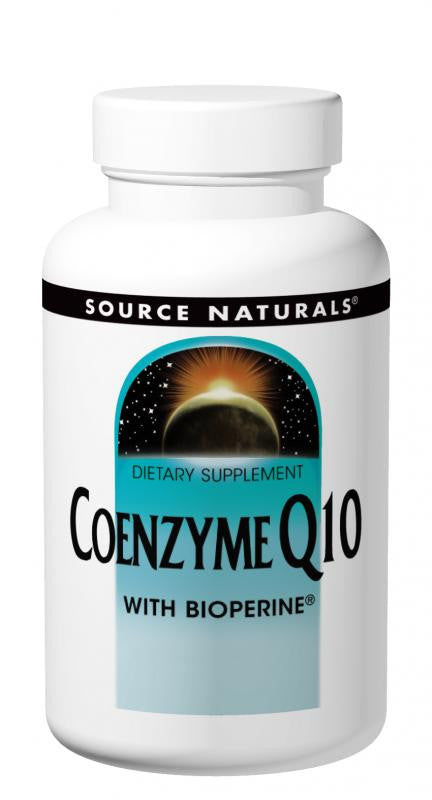 Buy Source Naturals, Coenzyme Q10 with Bioperine® 30mg, 60 softgel at Herbal Bless Supplement Store