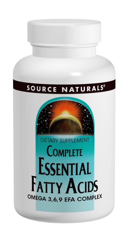 Buy Source Naturals, Essential Fatty Acids (Complete), 30 softgel at Herbal Bless Supplement Store