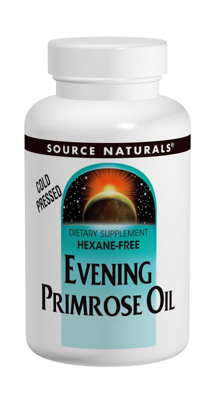 Buy Source Naturals, Evening Primrose Oil 500mg (50mg GLA), 30 softgel at Herbal Bless Supplement Store