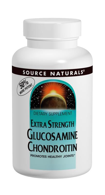 Buy Source Naturals, Glucosamine Chondroitin Extra Strength, 30 tablet at Herbal Bless Supplement Store