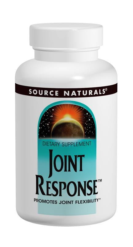 Buy Source Naturals, Joint Response™, 60 tablet at Herbal Bless Supplement Store