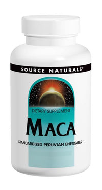 Buy Source Naturals, Maca 250mg, 30 tablet at Herbal Bless Supplement Store