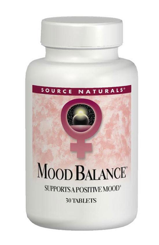 Buy Source Naturals, Mood Balance™ Eternal Woman™, Tablets at Herbal Bless Supplement Store
