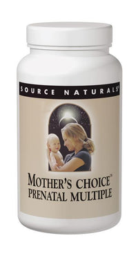Buy Source Naturals, Mother's Choice™ Prenatal Multiple, Tablets at Herbal Bless Supplement Store