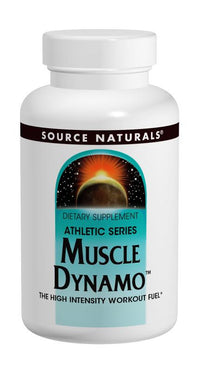 Buy Source Naturals, Muscle Dynamo™ Workout Fuel, 30 tablet at Herbal Bless Supplement Store