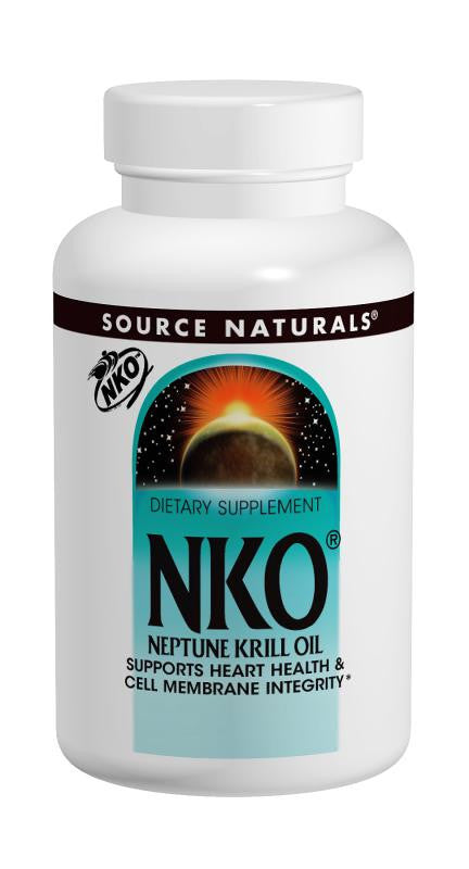 Buy Source Naturals, NKO® Neptune Krill Oil 500mg, 30 softgel at Herbal Bless Supplement Store