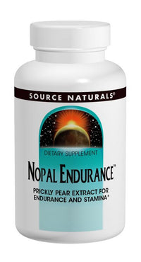 Buy Source Naturals, Nopal Endurance™ 40mg, 30 capsule at Herbal Bless Supplement Store