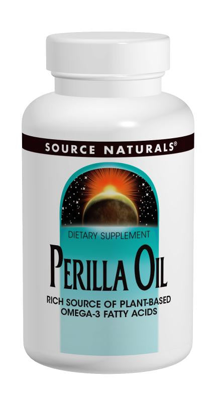 Buy Source Naturals, Perilla Oil 1000mg, 60 softgel at Herbal Bless Supplement Store