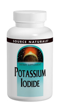 Buy Source Naturals, Potassium Iodide 32.5mg, 60 tablet at Herbal Bless Supplement Store
