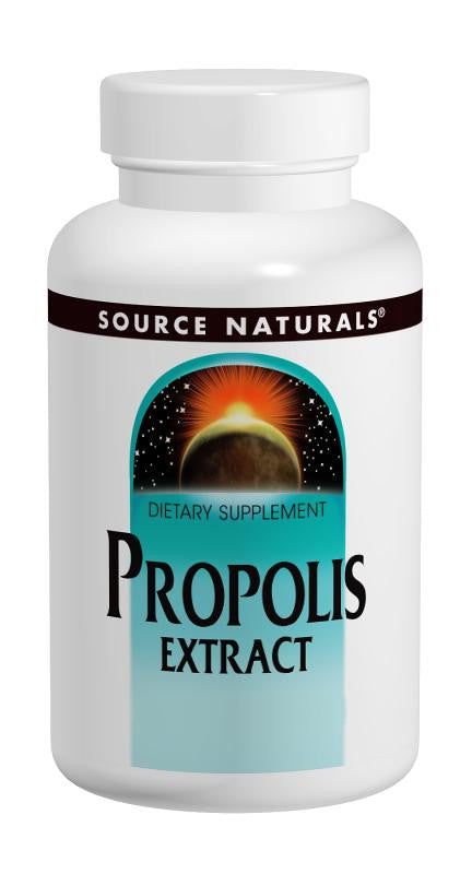Buy Source Naturals, Propolis Extract 500mg, 30 capsule at Herbal Bless Supplement Store