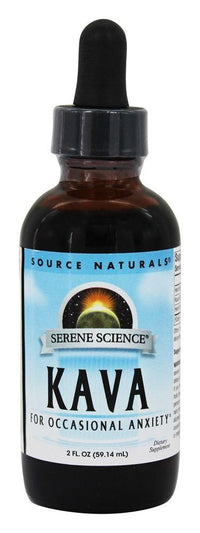 Buy Source Naturals, Serene Science® Kava, 2 fl oz at Herbal Bless Supplement Store