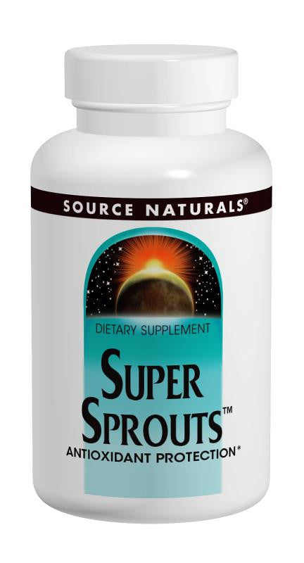 Buy Source Naturals, Super Sprouts™ 900mg Antioxidant Catalyst, 60 tablet at Herbal Bless Supplement Store