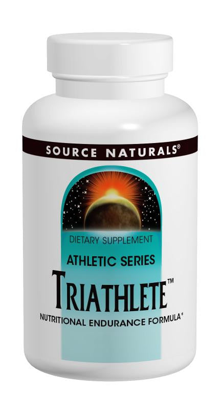 Buy Source Naturals, Triathlete™ Maximum Endurance Formula, 40 tablet at Herbal Bless Supplement Store