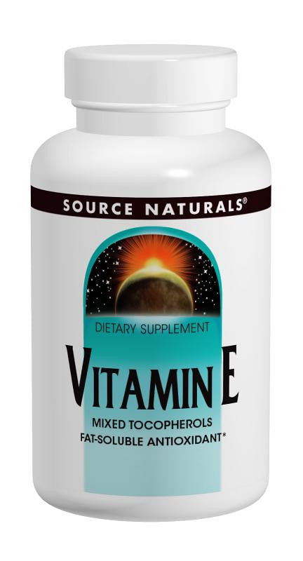 Buy Source Naturals, Vitamin E d-alpha Tocopherol 400 IU, 50 softgel at Herbal Bless Supplement Store