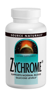 Buy Source Naturals, Zychrome®, 60 tablet at Herbal Bless Supplement Store
