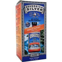 Buy Sovereign Silver, Bio-Active Silver Hydrosol - Immune Support at Herbal Bless Supplement Store