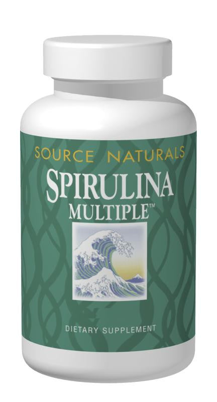 Buy Spirulina Multiple™ Vegetarian, 100 tablet at Herbal Bless Supplement Store