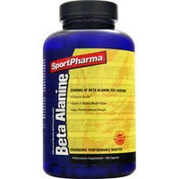 Buy SportPharma, Beta Alanine, 180 caps at Herbal Bless Supplement Store