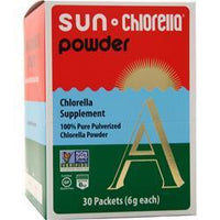 Buy Sun Chlorella, Sun Chlorella Powder, 30 pckts at Herbal Bless Supplement Store