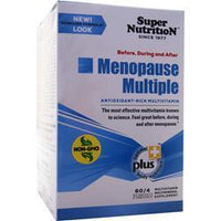 Buy Super Nutrition, Before, During and After Menopause Multiple, 60 pckts at Herbal Bless Supplement Store