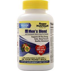 Buy Super Nutrition Men's Blend at Herbal Bless Supplement Store