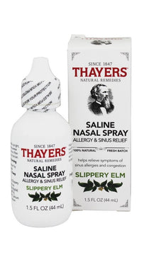 Buy Thayers, Allergy & Sinus Relief Nasal Spray, 1.5 oz at Herbal Bless Supplement Store