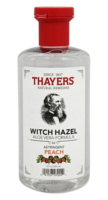 Buy Thayers, Witch Hazel with Vitamin C Peach, 12 oz at Herbal Bless Supplement Store