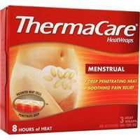 Buy Thermacare HeatWraps - Menstrual, 3 wraps at Herbal Bless Supplement Store