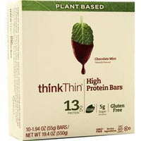 Buy Think Thin Plant Based High Protein Bar at Herbal Bless Supplement Store