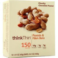 Buy Think Thin Protein & Fiber Bar at Herbal Bless Supplement Store