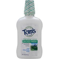 Buy Tom's Of Maine, Natural Long-Lasting Mouthwash at Herbal Bless Supplement Store