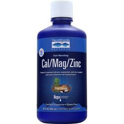Buy Trace Minerals Research, Cal/Mag/Zinc Liquid at Herbal Bless Supplement Store