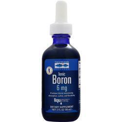 Buy Trace Minerals Research, Ionic Boron (6mg), 2 fl.oz at Herbal Bless Supplement Store