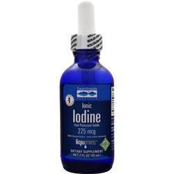 Buy Trace Minerals Research, Ionic Iodine (225 mcg), 2 fl.oz at Herbal Bless Supplement Store