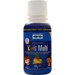 Buy Trace Minerals Research. Kid's Multi - Fast Absorbing Liquid, Citrus Punch 8 fl.oz at Herbal Bless Supplement Store