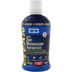 Buy Trace Minerals Research, Liquid Zinc Magnesium Aspartate, Natural Fruit Flavor 30 fl.oz at Herbal Bless Supplement Store