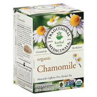 Buy Traditional Medicinals, Organic Chamomile Herbal Tea 16 ct at Herbal Bless Supplement Store