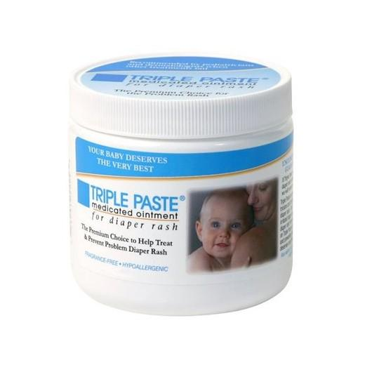 Buy Triple Paste, Diaper Rash Ointment - 10.0 oz. at Herbal Bless Supplement Store