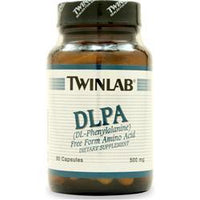 Buy TwinLab DLPA (DL-Phenylalanine), 60 caps at Herbal Bless Supplement Store