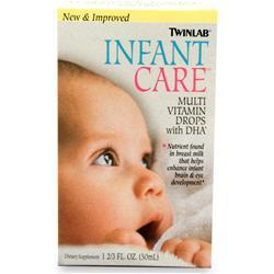 Buy TwinLab, Infant Care Multivitamin Drops at Herbal Bless Supplement Store