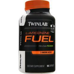 Buy TwinLab, L-Arginine Fuel, 90 caps at Herbal Bless Supplement Store