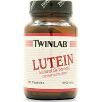 Buy TwinLab, Lutein (6mg), 100 caps at Herbal Bless Supplement Store