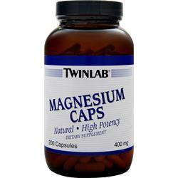 Buy TwinLab, Magnesium (400mg) at Herbal Bless Supplement Store