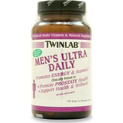 Buy TwinLab, Men's Ultra Daily, 120 caps at Herbal Bless Supplement Store