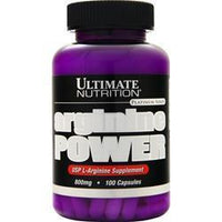 Buy Ultimate Nutrition, Arginine Power, 100 caps at Herbal Bless Supplement Store