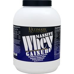 Buy Ultimate Nutrition, Massive Whey Gainer at Herbal Bless Supplement Store