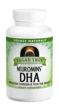 Buy Vegan True® Neuromins® DHA 200 mg, 30 softgel at Herbal Bless Supplement Store