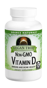Buy Vegan True® Non-GMO Vitamin D-2, 1000 IU, 30 tablet at Herbal Bless Supplement Store
