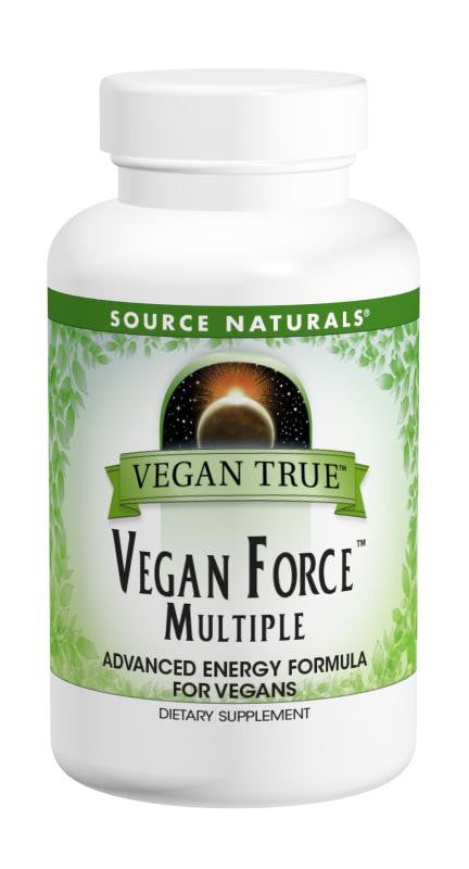 Buy Vegan True® Vegan Force™ Multiple, 60 tablet at Herbal Bless Supplement Store